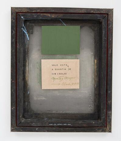 Montez Magno, 'Como era verde meu vale ', 1973