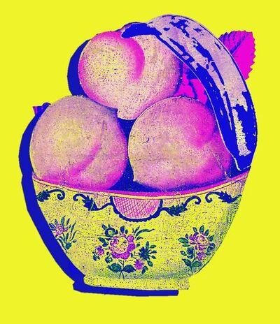 Hojat Amani, 'Peach and Banana 2', 2015