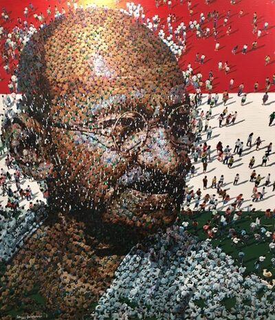 Syaiful Rachman, 'Mahatma Gandhi', 2017