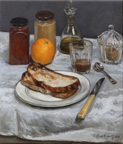 Tom Alberts, 'Breakfast', 2017