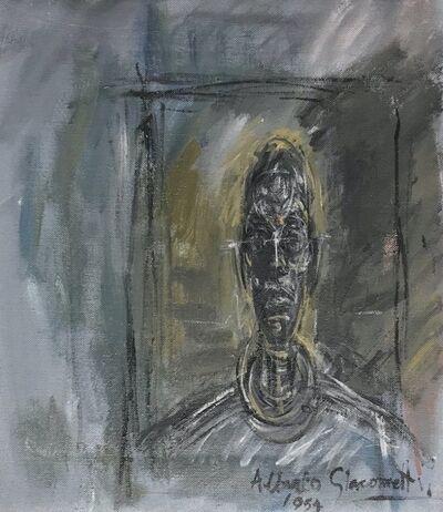 John Myatt, 'Bust Portrait Diego Giacometti', 2003