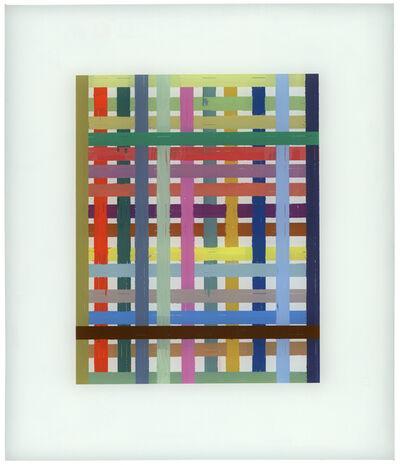Bernard Frize, 'Janvier 08', 2007