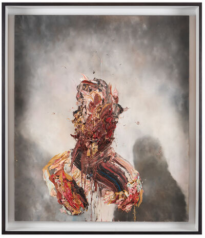 Antony Micallef, 'Self Portrait', 2017