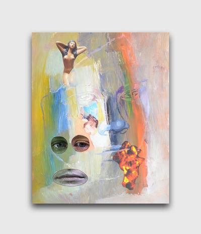 Tony Oursler, 'Poltergeist Yellow', 2014