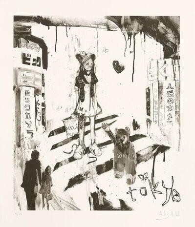 Antony Micallef, 'Shibuya Crossing', 2005