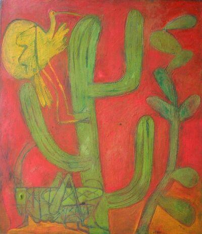 Luis Zarate, 'Sin Titulo (cactus)', 1997