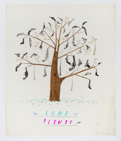 Oliver Jeffers, 'Land of Plenty', 2018