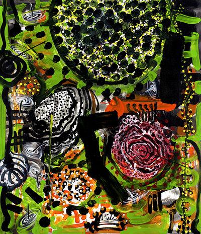 Peter Wayne Lewis, 'Suite in grey #18', 2011