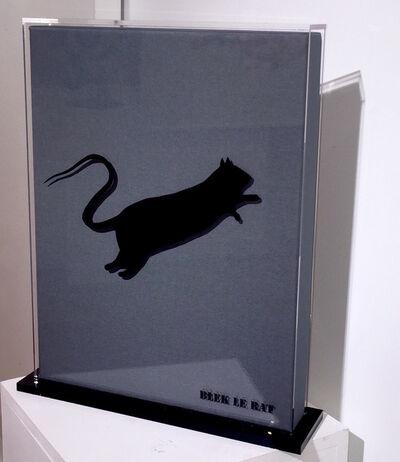 Blek le Rat, 'Box', ca. 2019