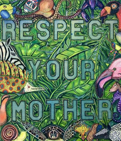 Celina Teague, 'Respect your Mother', 2020