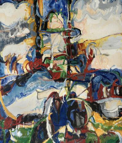 Michael von Helms, 'Lift Off', 2011