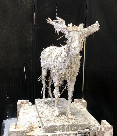 Nicola Hicks, 'Moose', 2018