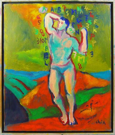 Sandro Chia, 'Al lavoro nelle natura delle cose (At work in the nature of things)', 2000