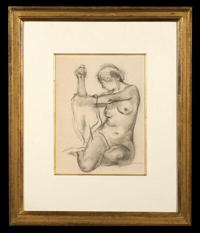 Henri Lebasque, 'Baigneuse Assise', ca. 1930