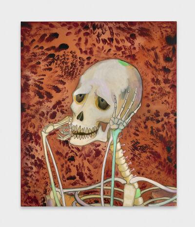 Paul Heyer, 'Skeleton Daydreaming', 2018