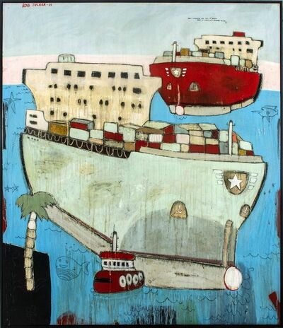 Rob Tucker, 'These Containers Are Full Of Vanilla Bean Ice Cream With Cherries On Top', 2015