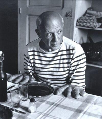 Robert Doisneau, 'Les Pains de Picasso', 1952