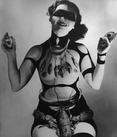 Horst P. Horst, 'Lobster Salvador II (Dali Costume)', ca. 1939
