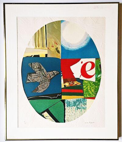 Max Papart, 'Oval Dove', 1982
