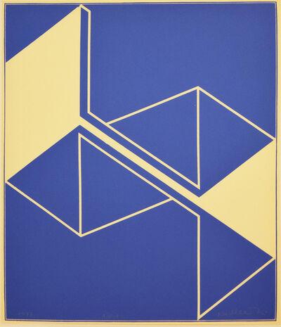 Nádler István, 'To the memory of my father', 1977