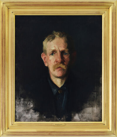 Frank Duveneck, 'Portrait of a Blonde Man'