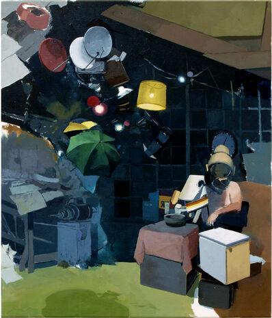 Alfons Pressnitz, 'Receiver', 2015