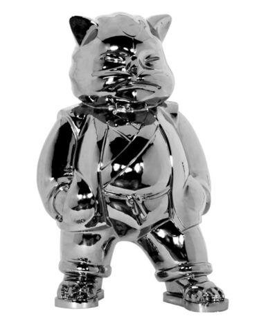 Hiro Ando, 'urbancat', 2008