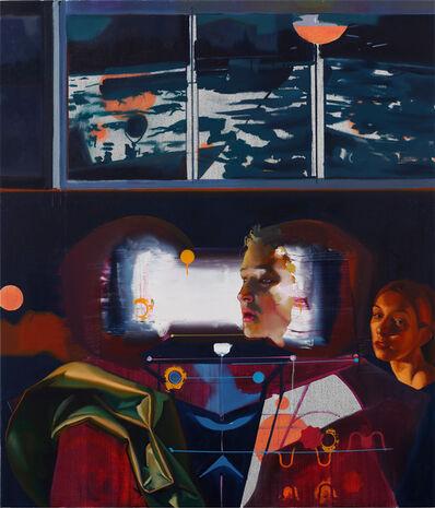 Rayk Goetze, 'Venezianische Malerei', 2020