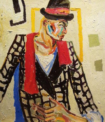Gonzalo Ilabaca, 'A Hard Profile : Un Duro Perfil', 2013