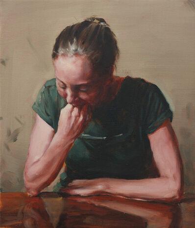 Michaël Borremans, 'Girl Eating', 2014