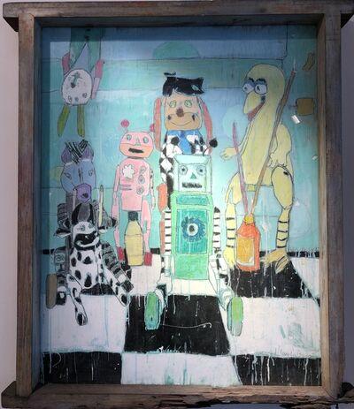 Mersuka Dopazo, 'Inverse colours ', 2019