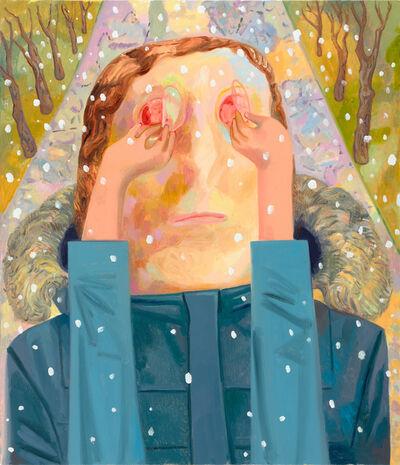 Dana Schutz, 'Ocular', 2010