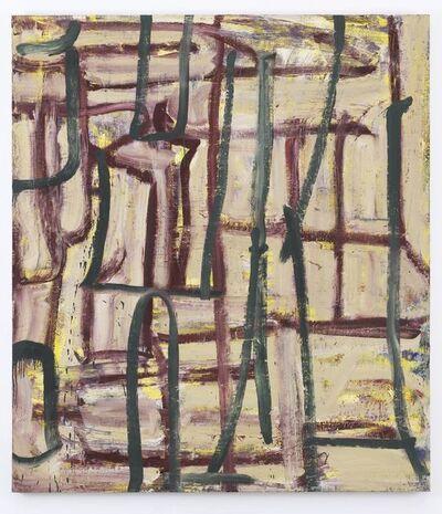 Louise Fishman, 'MY CITY', 2002