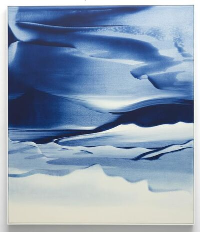Eva Ullrich, 'Blue Tempest', 2019