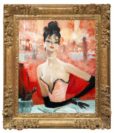 Jean Gabriel Domergue, 'Chez Maxim's', 20th Century