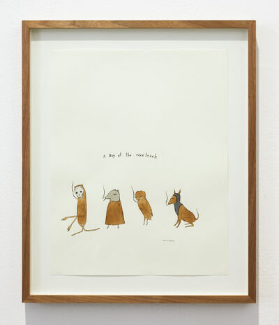 Marcel Dzama, 'Untitled    ', 2001-2004