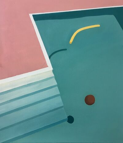 Christabel Blackburn, 'Noodle and Meetball', 2018