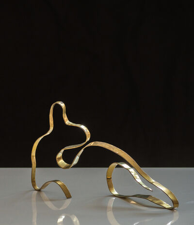 """Jacques Jarrige, 'Sculpture in Brass by Jacques Jarrige """"Angel #9""""', 2017"""
