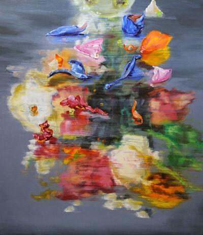 Cornelius Völker, 'Blüten', 2016
