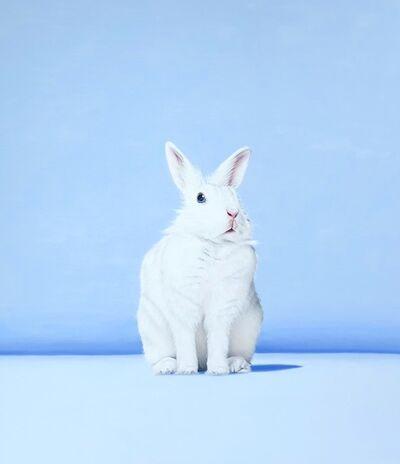 Paula Urzica, 'White Rabbit II', 2019