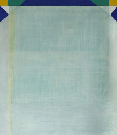Betty Merken, 'Bits of Blue for Richard', 2019