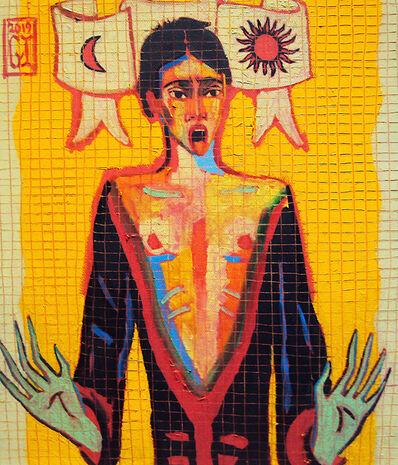 Gonzalo Ilabaca, 'Mosaico medieval de Valparaíso', 2019