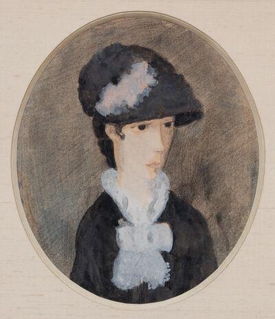 Marie Laurencin, 'Portrait de femme', 1905