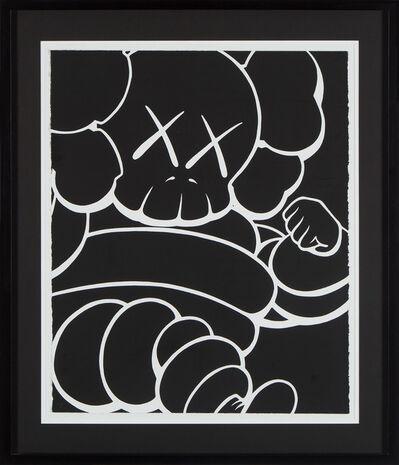 KAWS, 'Running Chum ', 2000