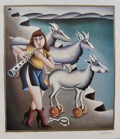 Yuval Mahler, 'Capricorn', Unknown