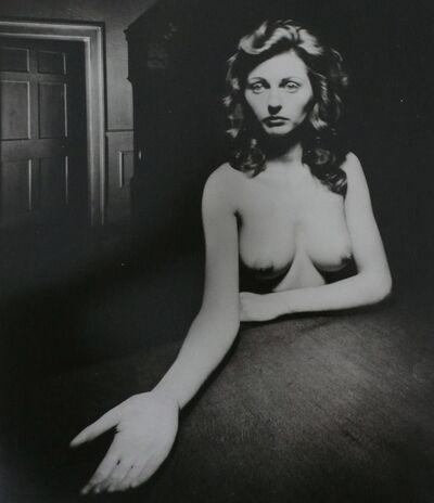 Bill Brandt, 'Nude, Micheldever, Hampshire', 1948