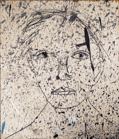 Michael Hafftka, 'Andy Warhol', 2016