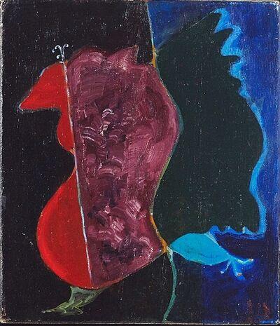 John Ferren, 'Un Coque en Plume', 1933