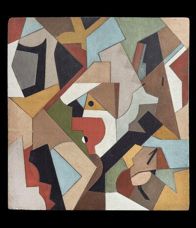 Carmelo Arden Quin, 'Cubista', 1938