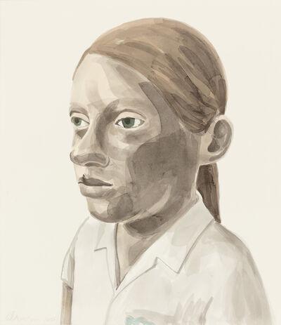 Claudette Schreuders, 'Anna in Uniform', 2017